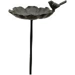 VogelFutterPlatz ArtFerro, Metall, 19x16,5x106,7 cm