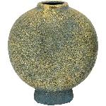 Vase Bronze, Keramik, 22x12x24,5 cm