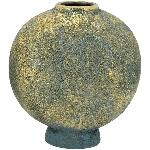 Vase Bronze, Keramik, 27,5x14x29 cm
