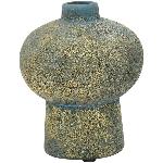 Vase Bronze, Keramik, 12,5x12,5x15,5 cm
