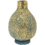 Vase Bronze, Keramik, 17x17x25 cm