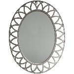 Spiegel ArtFerro, Metall/Glas, 47,5x3x62 cm