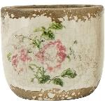 Topf Rosae, Stoneware, 11x11x10 cm
