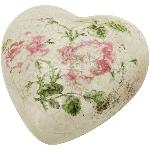 Herz Rosae, Stoneware, 8,5x8,5x4,5 cm