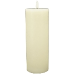 LED Kerze Lumière, 7,5x7,5x20 cm
