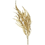 Eucalyptus spray ArtificialNature, gold, 50 cm