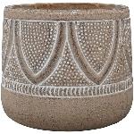 Topf Valo , Keramik, 12,5x12,5x10,5 cm