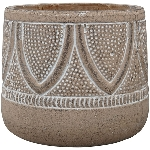 Topf Valo , Keramik, 20x20x16 cm