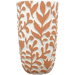 Vase MusH, Stoneware, 14,5x14,5x25 cm