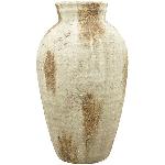 Vase Valo, grau, Terrakotta, 33x33x57 cm