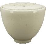 Vase ikebana, weiß, Porzellan, 10,3x10,3x8,8 cm