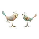 Vogel ArtFerro, Metall, 37x11x34 cm, 37x11x36 cm