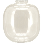 Vase Verrerie, Glas, 11,5x11,5x12,5 cm