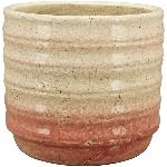 Topf ROSÈ, Terracotta, 9,5x9,5x10 cm