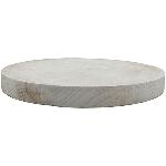 Tablett TIMBA, natur, Holz, 45x45x5 cm