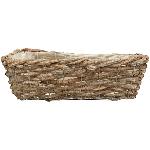 Pflanzkorb Willow, Ratten, 31x31x9 cm