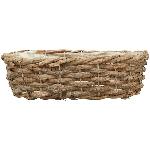 Pflanzkorb Willow, Ratten, 33x33x9 cm