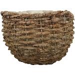 Pflanzkorb Willow, Ratten, 26x26x19 cm