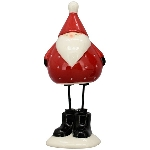 Santa Gris, rot, Dolomit, 5,7x5,1x12,7 cm