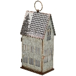 Haus ArtFerro, Metall, 17,1x11,4x34,9 cm