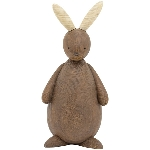 Hase TroupeR, Polyresin, 12,6x12,3x26,5 cm