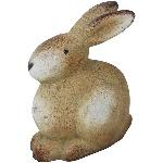 Hase ArteToscana, braun, Terracotta, 10x5,1x13,1 cm